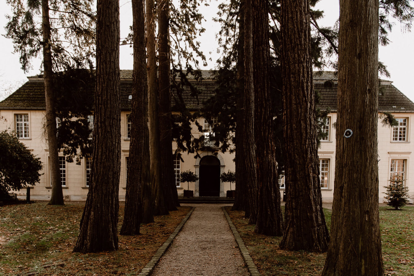 Herrenhaus als Standesamt am Haus Hohenbusch