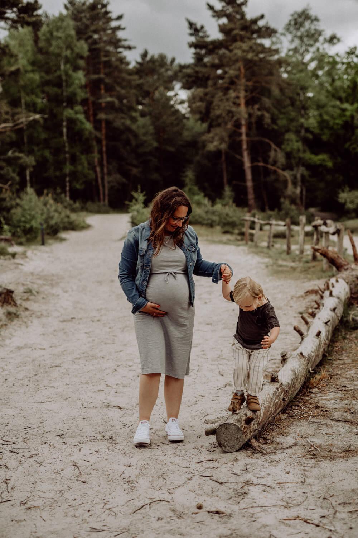 Babybauch Familienshooting Erkelenz